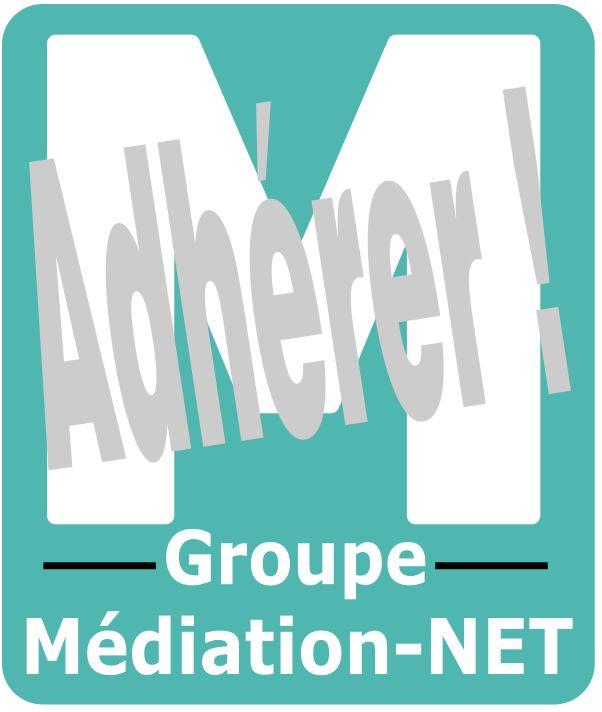 Campagne d'adhésion 2021-2022 à l'association Groupe Médiation-NET