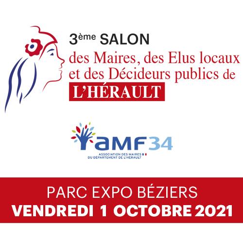 Le Groupe Médiation-NET au Salon des Maires de l'Hérault